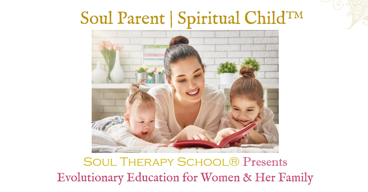 soul parent | spiritual child™