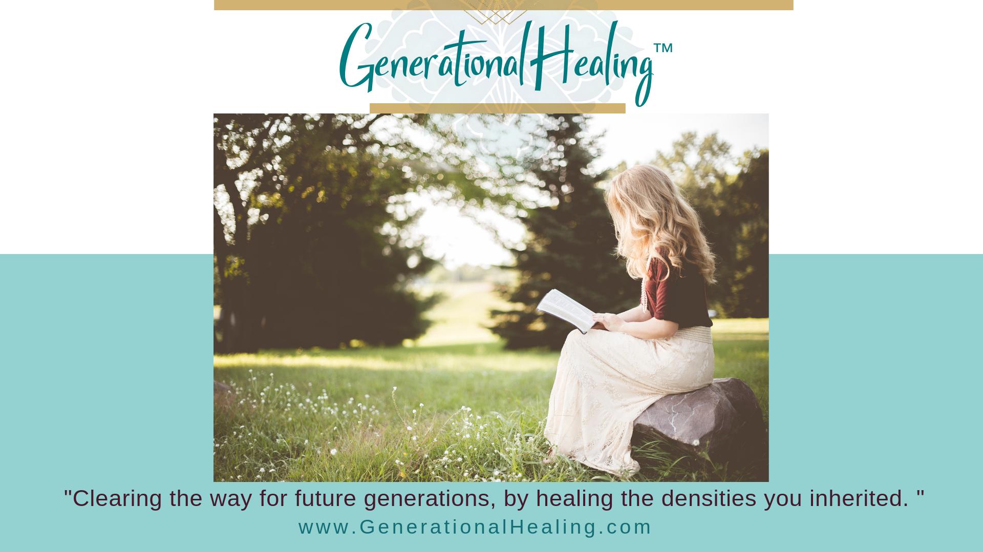 sarah christine generational healing™