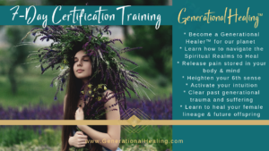 Generational Healing® Certification in Colorado @ Private Residence | Colorado | United States